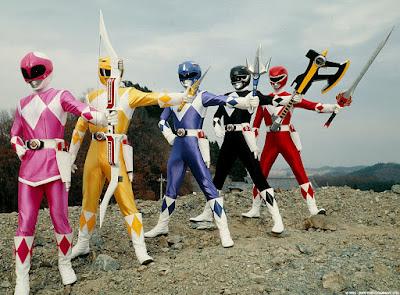 Mighty Morphin' Power Rangers Season 1 Now Streaming On Youtube