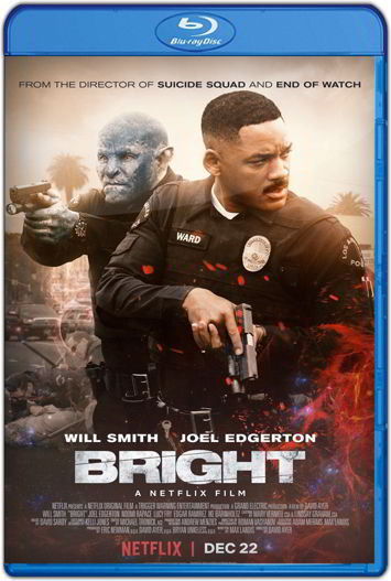 Bright (2017) HD 1080p y 720p Latino