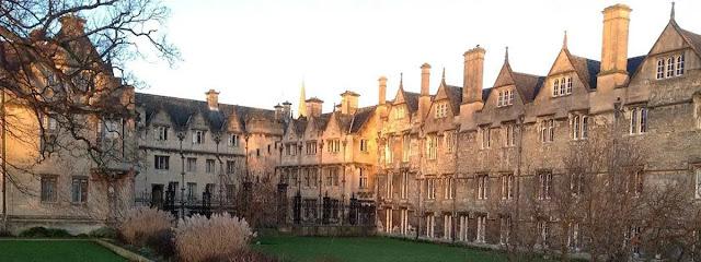 Merton College Oxfordshire