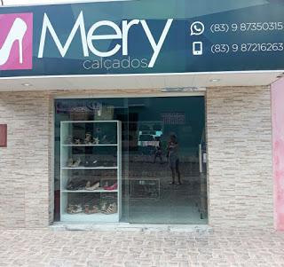 Mery Calçados abrirá nova loja em Picuí