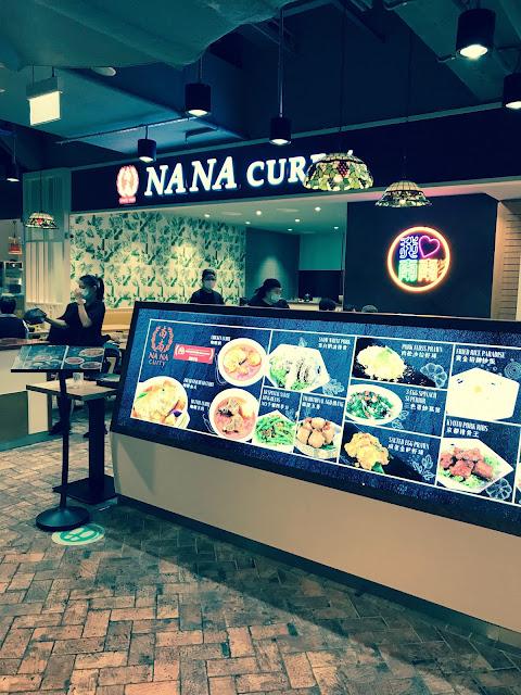 Nana Curry, Tiong Bahru Plaza