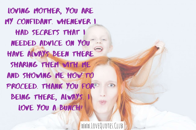 love quotes for mom from son