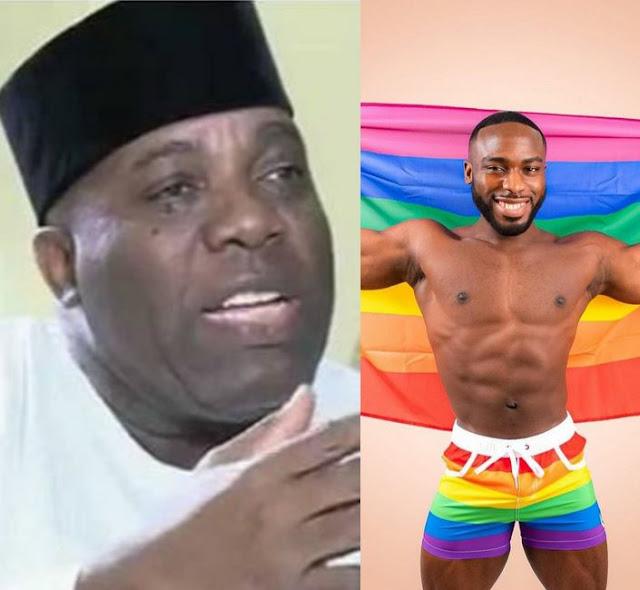I CriedThe Day I Found Out My Son, Bolu Is Gay - Doyin Okupe says