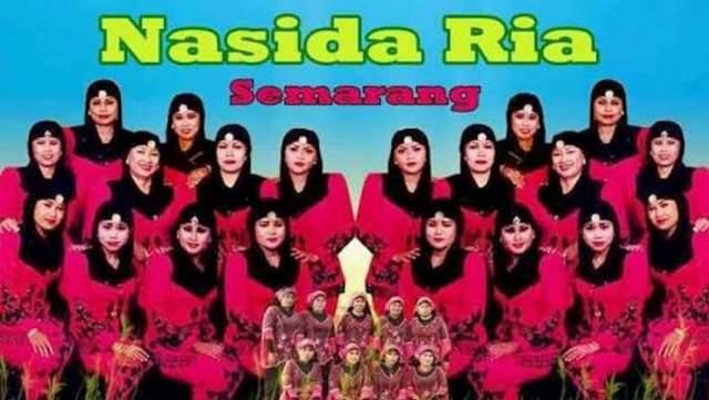 Nasida Ria - Jilbab Putih