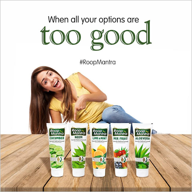 Face Washes your Skin Flawless and Glowing - Roop Mantra
