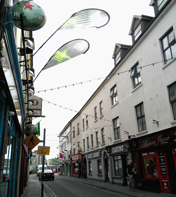 a street in Galway