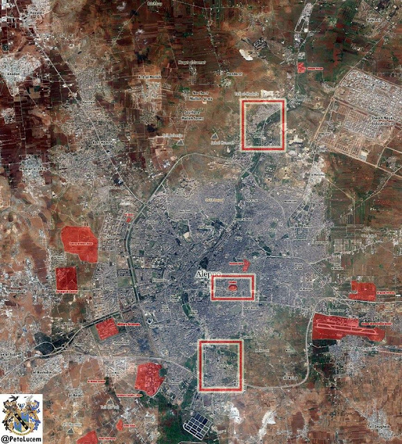 BREAKING: ALL OUT FIGHT FOR ALEPPO BEGINS – SAA Major Offensive – complete report