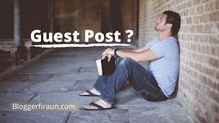 Untuk mendapatkan matrik authority Google yang bagus salah satu caranya adalah dengan guest post