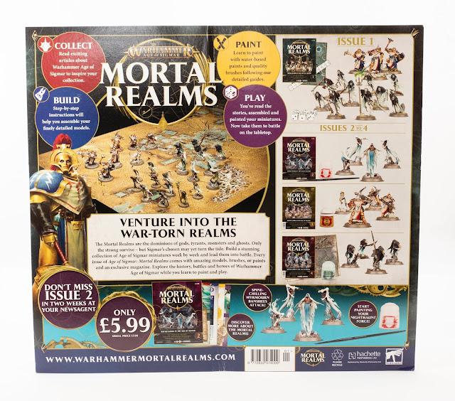 N°15 Colección Mortal Realms Warhammer