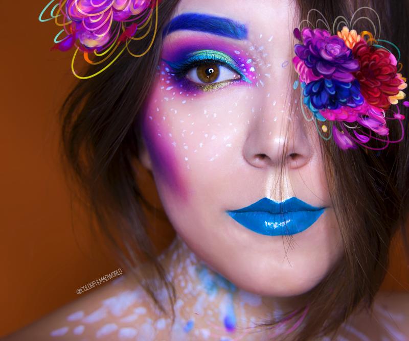 makijaż na wiosnę, makijaż oczu,
