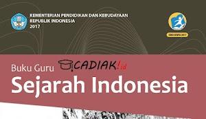 Buku Paket Sejarah Indonesia Kelas 11 SMA Kurikulum 2013 Revisi 2017 Semester 1 dan 2