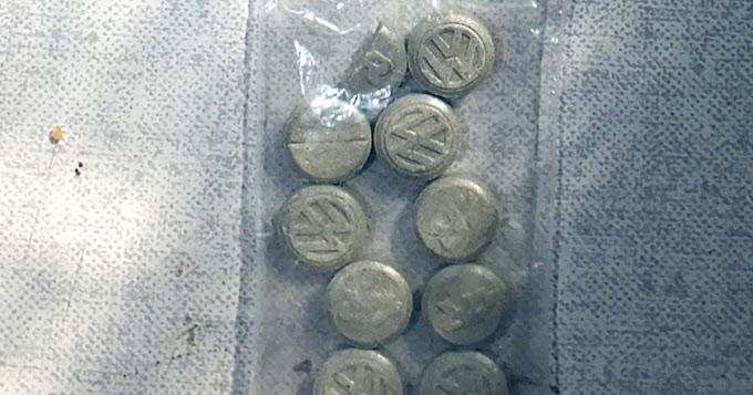Kábítószert találtak egy bódultan vezető férfinél Orosházán