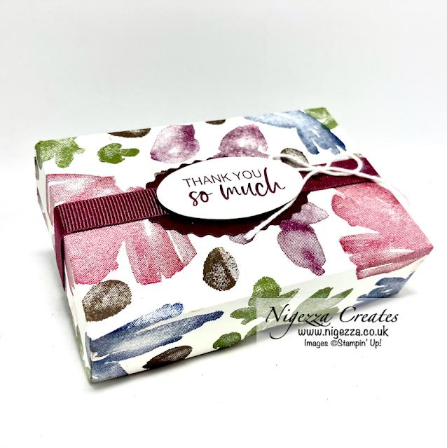 Stampin' Dreams December Blog Hop: New Mini Catalogue & Sale-a-Bration