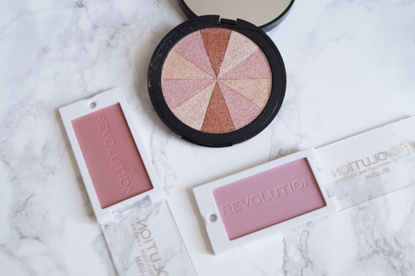 Make up Revolution Blushes