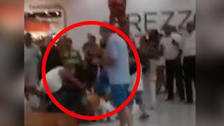 Vídeo mostra mães trocando socos e chutes