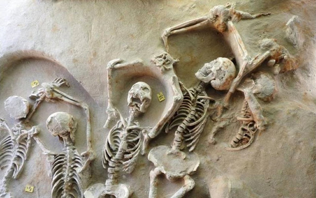 American School of Classical Studies investigating deviant burials at Phaleron