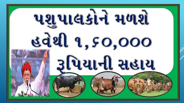 Rs. 1,60,000 will be provided for pastoralism