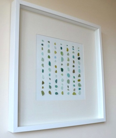 Sea Glass Art 10 Creative Diy Ideas Coastal Decor Ideas