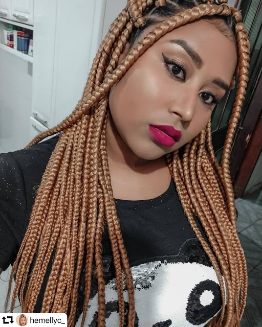 A Collection of Beautiful Braids 2019