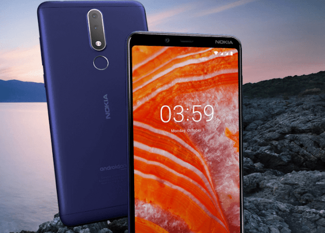 Nokia 3.1 Plus Specs and Price