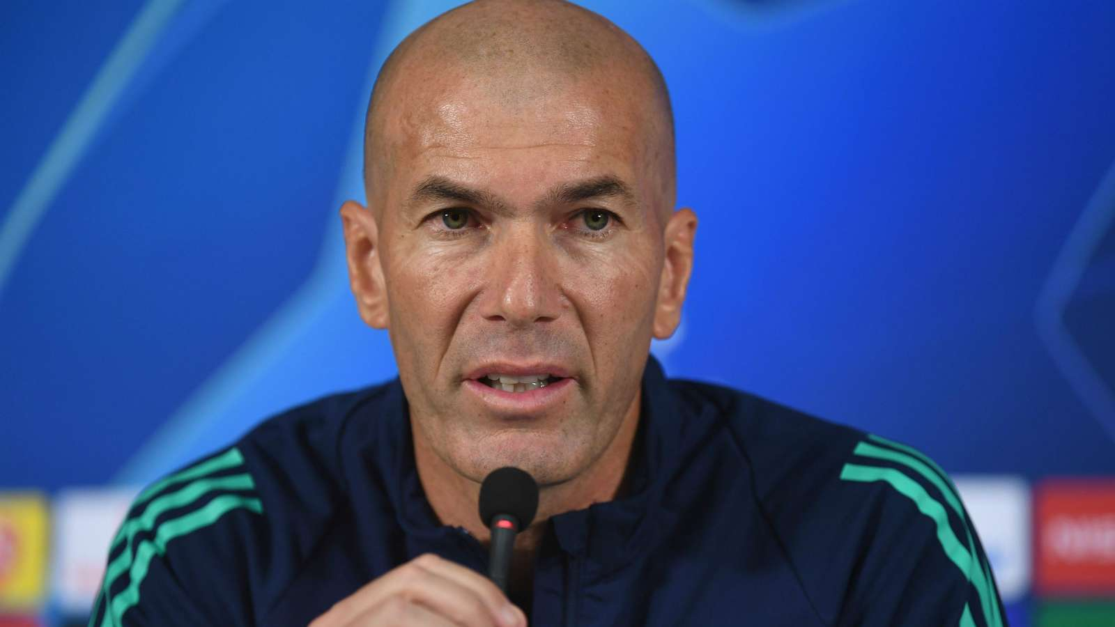 Zidane: Mbappé our opponent and our team improved a lot after losing to them