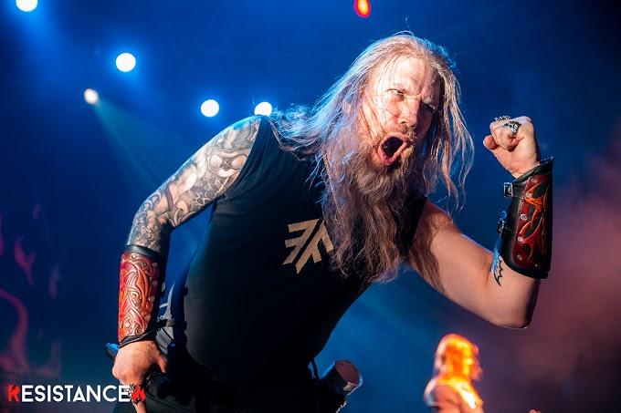 #LiveReview: Powerwolf + Amon Amarth - La gran invasión sueca
