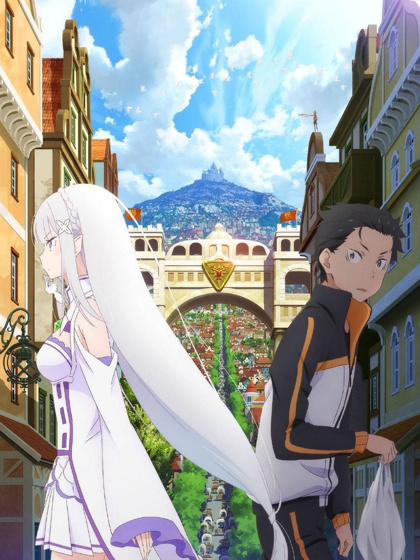 Re:Zero kara Hajimeru Isekai Seikatsu: Shin Henshuu-ban |04/13| |HD Ligero 720p| |Sub. Español| |MF|