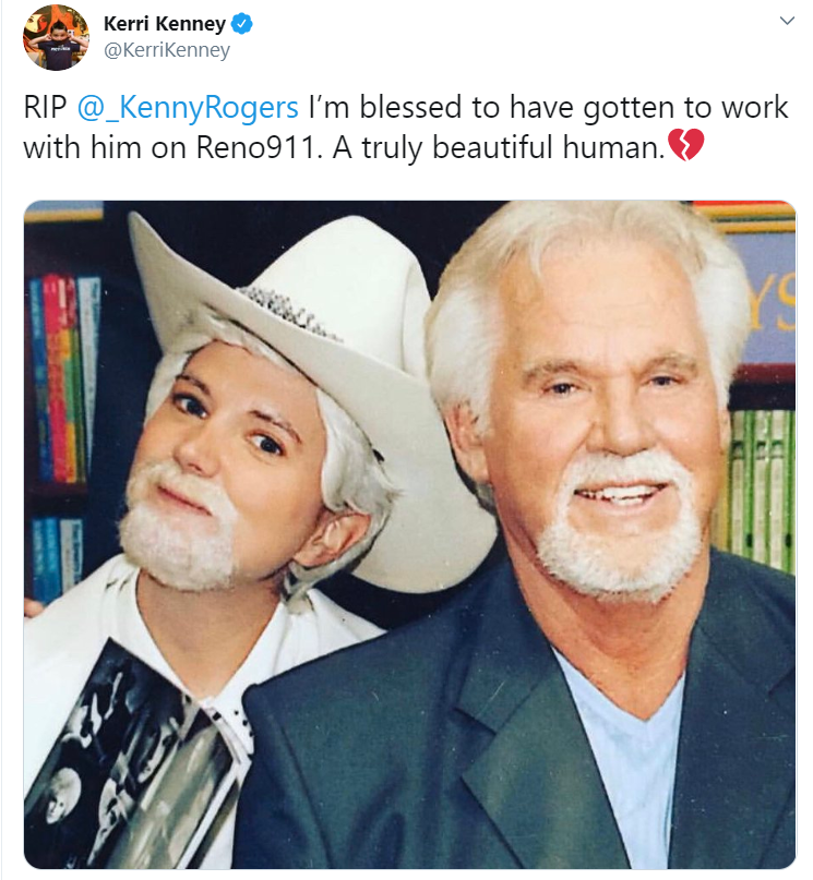 Kenneth In The 212 Song Of The Day We Ve Got Tonight By Kenny Rogers And Sheena Easton