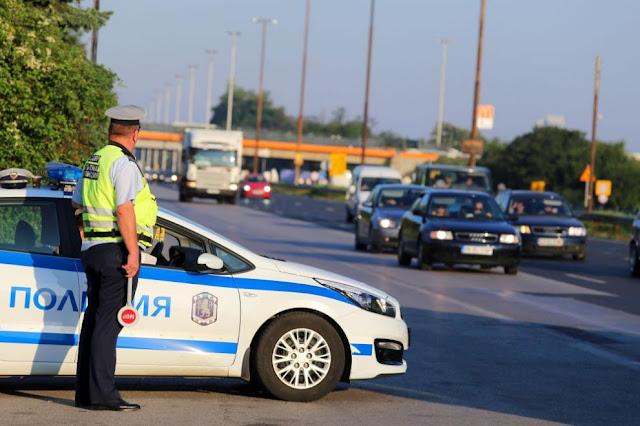 Специализирана полицейска операция за противодействие на битовата престъпност в Несебър