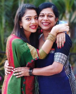 Varsha Bollamma Family Husband Parents children's Marriage Photos