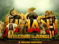 Download Film Jumanji : Welcome To The Jungle (2017) Full Movie Subtitle Indonesia