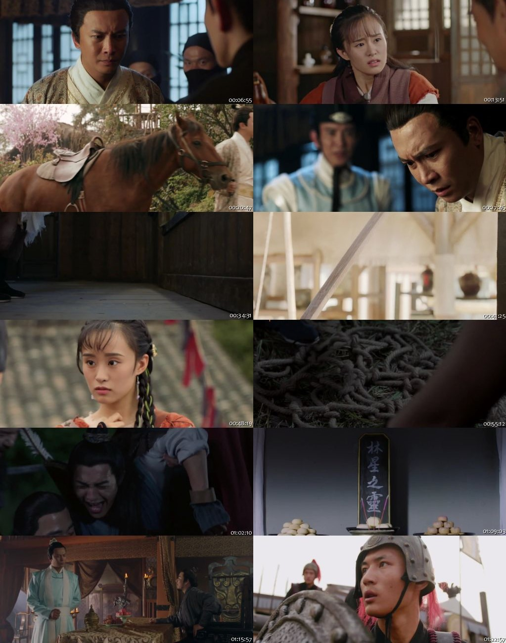 Nine Warriors: Part 1 2018 HDRip 720p [Hindi-English]
