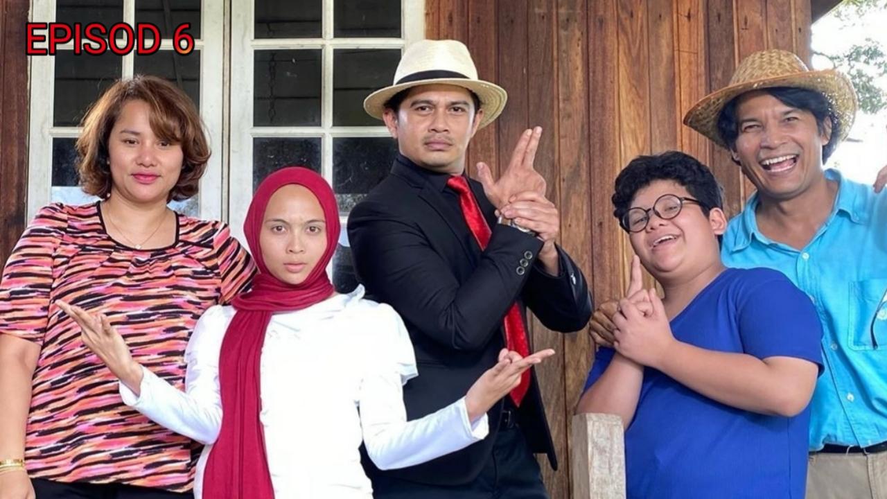Tonton Drama Kampung People 2 Episod 6 (Lestary TV3)