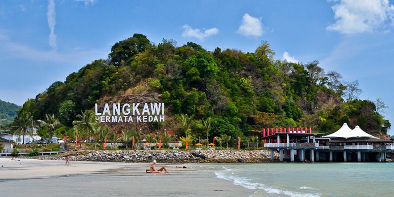 Bercuti Di Sandy Beach Resort Langkawi