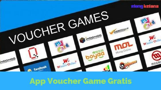 Aplikasi Penghasil Voucher Game Online Gratis 2020