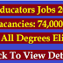 Punjab NTS Educators Recruitment 2018-19 Jobs Announcement & Policy | Vacancies 74,000 | All Degree Holders can Apply