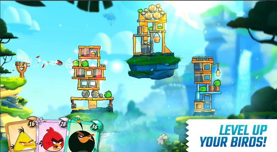 download Angry Birds 2 MOD APK 2.37.0 (Unlimited Money/Energy) Terbaru 2020 2