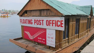 Floating Post Office india