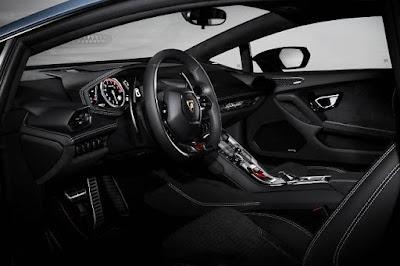 Lamborghini Huracan Avio Interior image