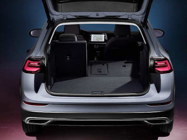 VW Golf Alltrack 2021 (Mk8): opção aventureira aos SUV´s