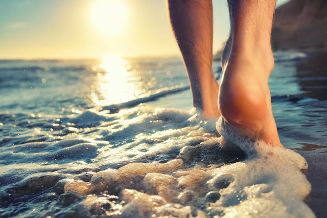 Importante: Los pies