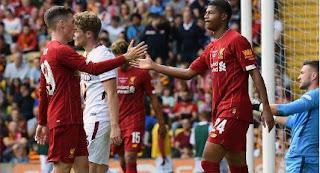 Bradford City vs Liverpool 1-3 Highlights