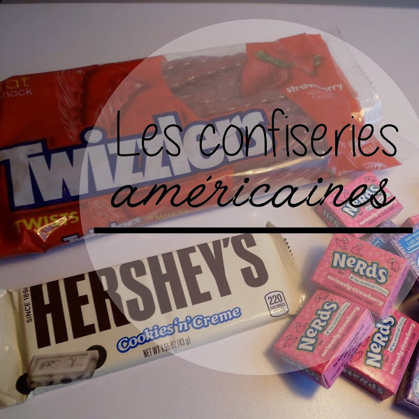 J'ai testé des confiseries américaines pour vous (enfin surtout pour moi)