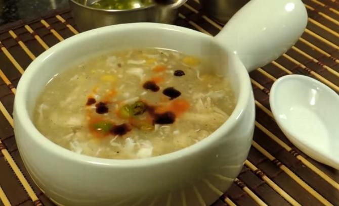 Homemade chicken soup recipe from scratch