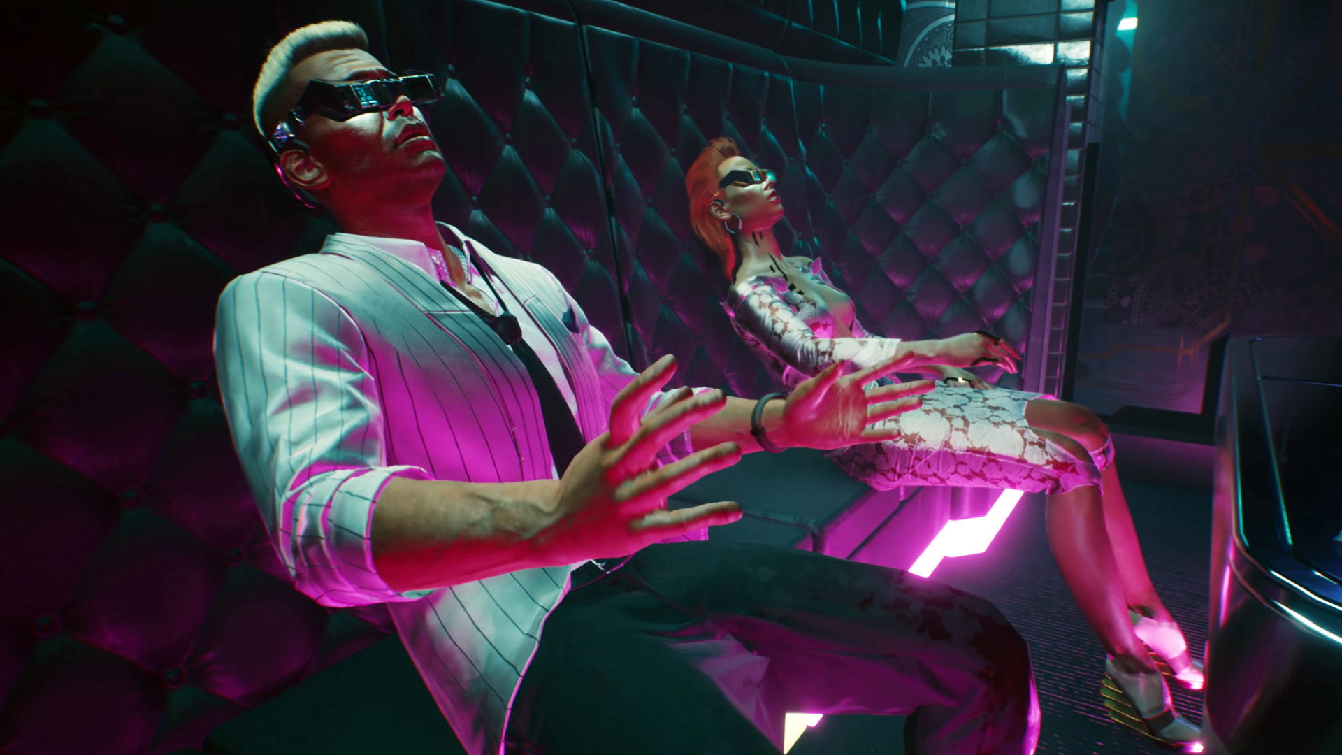 Cyberpunk 2077 guide. How to get out of braindance?