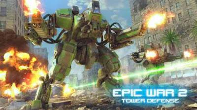 Epic War TD 2 Premium APK2
