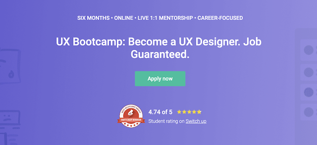 Springboard - UX Bootcamp