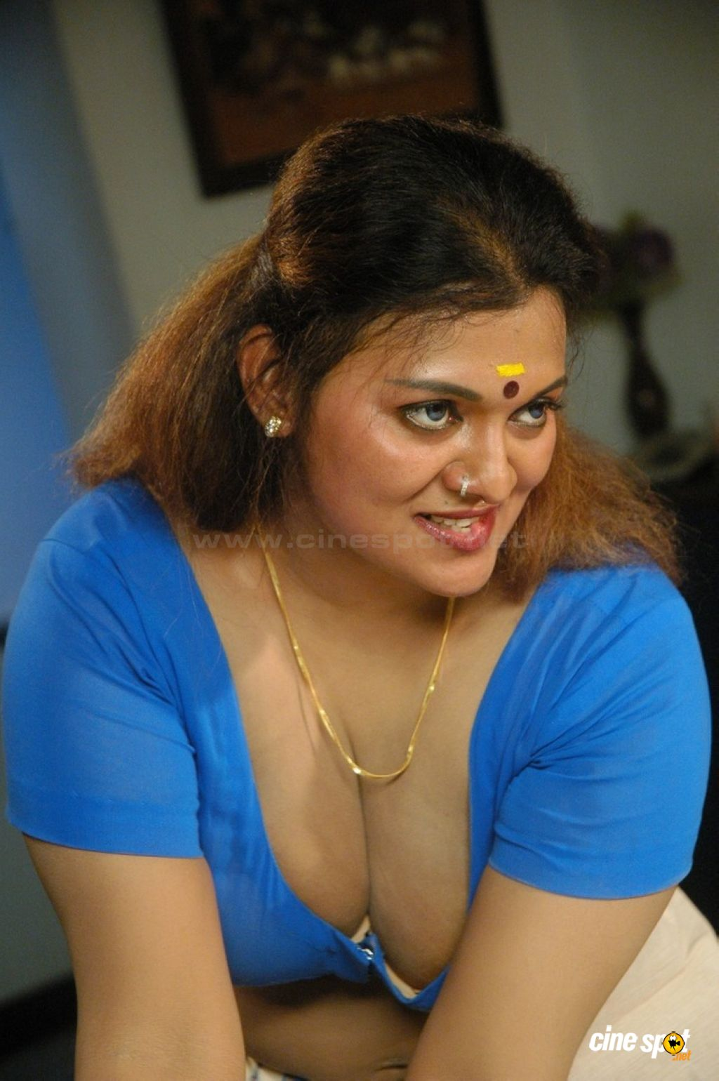 Mallu Aunty Hot  Flash-6332