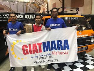 Warih-Homestay-Giat-Mara-Kampar-Johan-Art-Of-Speed-2019 (Ihsan Giat MARA)