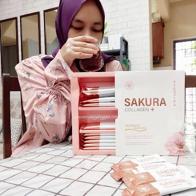 sakura collagen+